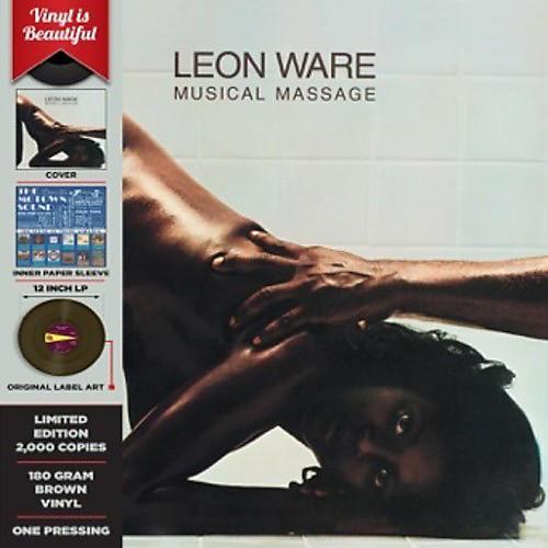 Alliance Leon Ware - Muscial Massage