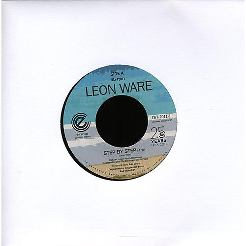Alliance Leon Ware - Step By Step/On the Beach