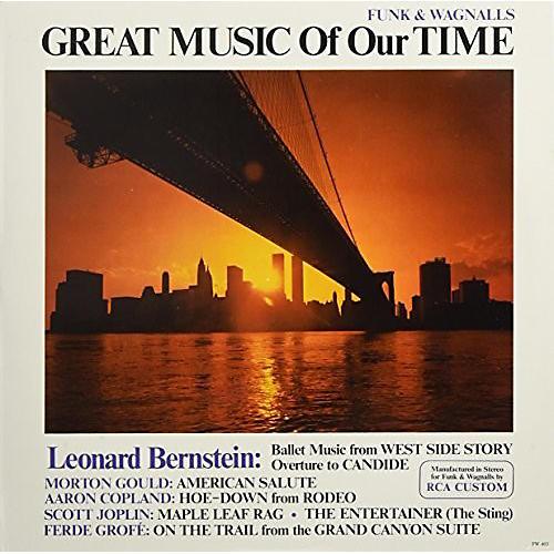 Alliance Leonard Bernstein - Overture To Candide / Ballet Music From Westside