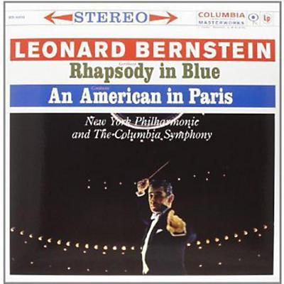 Leonard Bernstein - Rhapsody in Blue: An American in Paris