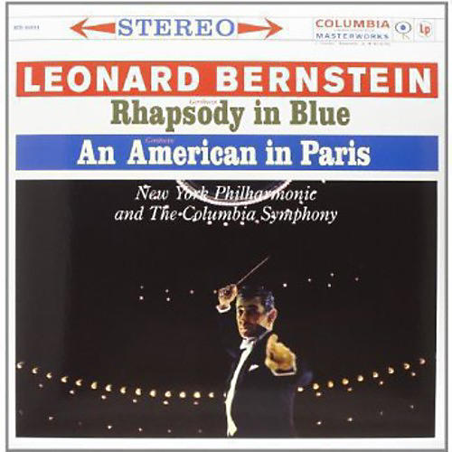 Alliance Leonard Bernstein - Rhapsody in Blue: An American in Paris