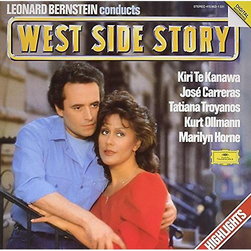 Alliance Leonard Bernstein Conducts West Side Story