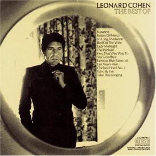 Alliance Leonard Cohen - Greatest Hits