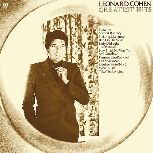 Alliance Leonard Cohen - Leonard Cohen Greatest Hits