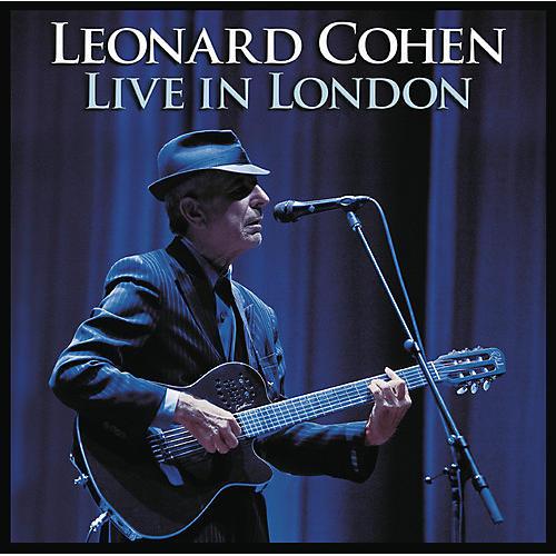Alliance Leonard Cohen - Live In London