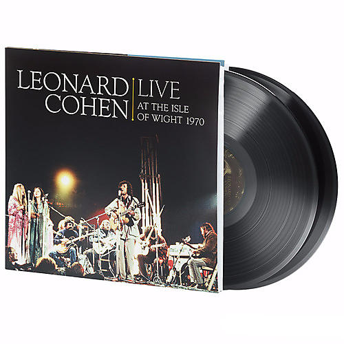 Alliance Leonard Cohen - Live at the Isle of Wight 1970