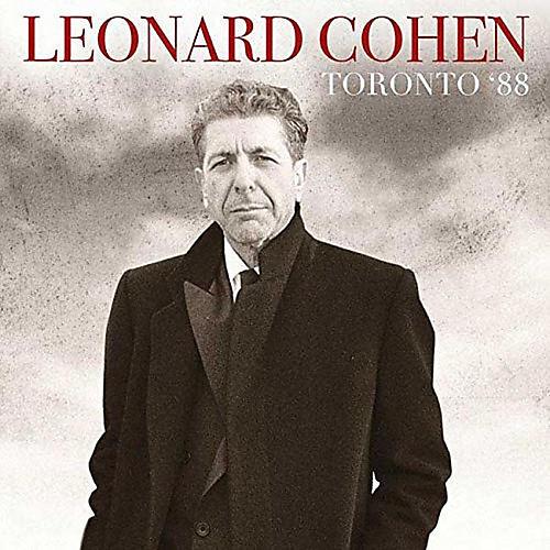 Alliance Leonard Cohen - Toronto 88
