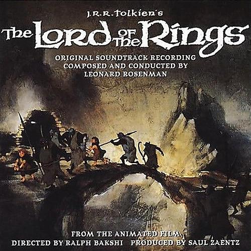 Alliance Leonard Rosenman - J.R.R. Tolkien's the Lord of the Rings (Original Soundtrack)