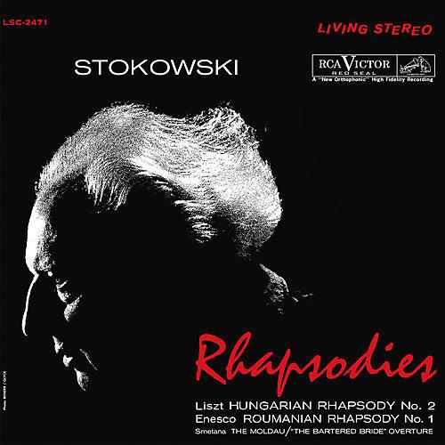 Alliance Leopold Stokowski - Rhapsodies