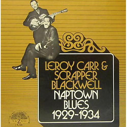 Alliance Leroy Carr - Naptown Blues 1929-1934