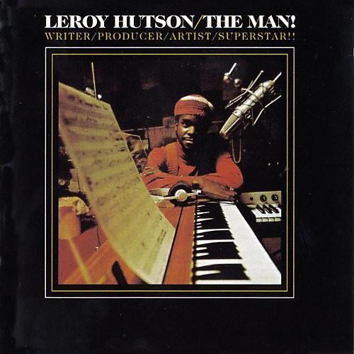 Alliance Leroy Hutson - Man!