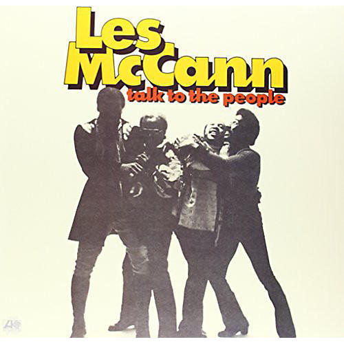 Alliance Les McCann - Talk to the People