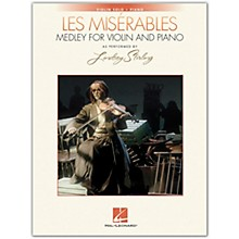Hal Leonard Les Miserables Medley for Violin and Piano As Performed by Lindsey Stirling