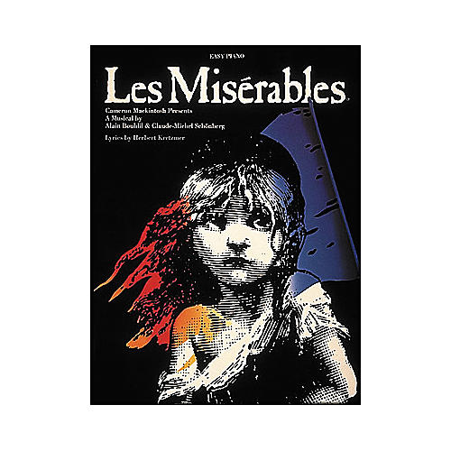 Hal Leonard Les Misrables - Easy Piano Songbook