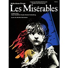 Hal Leonard Les Misérables (Instrumental Solos for Viola) Instrumental Solo Series Softcover