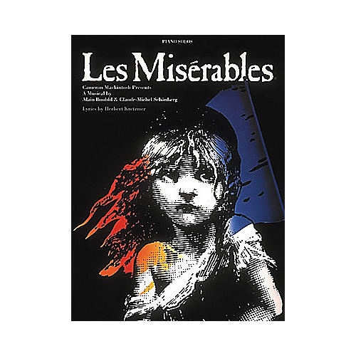 Hal Leonard Les Misrables