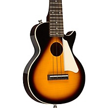 Les Paul Acoustic-Electric Concert Ukulele Outfit Vintage Sunburst