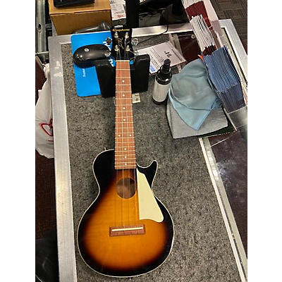 Epiphone Les Paul Acoustic-Electric Concert Ukulele