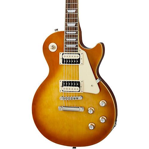Epiphone Les Paul Classic Electric Guitar Honey Burst