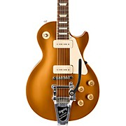 Les Paul Classic with Bigsby Limited Edition Electric Guitar Gold Top