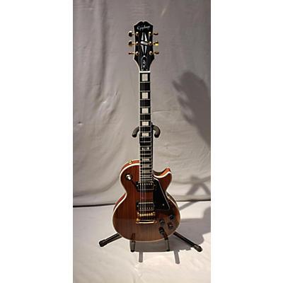 Epiphone Les Paul Custom Koa Solid Body Electric Guitar