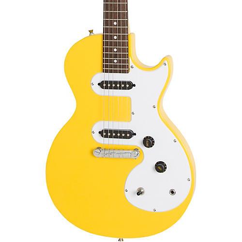Epiphone Les Paul Melody Maker E1 Electric Guitar Natural Yellow Sun