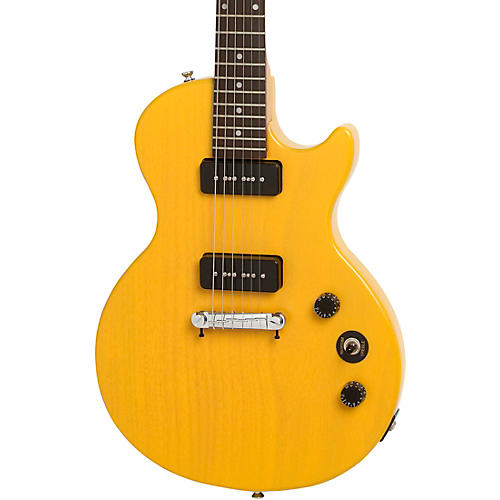 Epiphone Les Paul Special I P-90 Limited-Edition Electric Guitar Worn TV Yellow