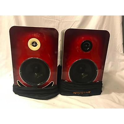 Gibson Les Paul Studio Monitors LP8 Pair Powered Monitor