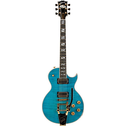 gibson les paul supreme florentine with bigsby tremolo electric guitar musician 39 s friend. Black Bedroom Furniture Sets. Home Design Ideas