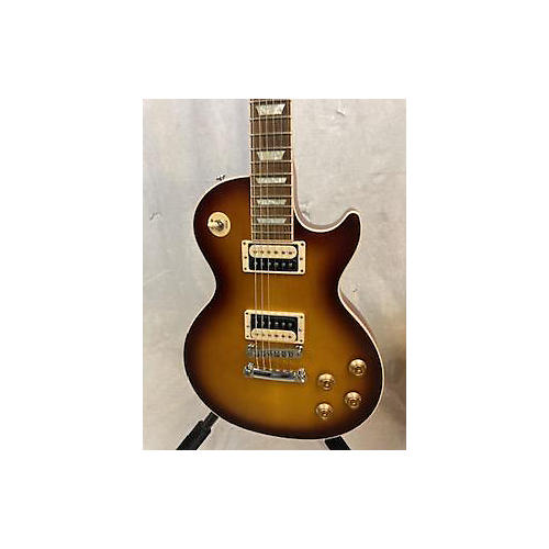 Gibson Les Paul Traditional Plus 1960S Neck Solid Body Electric Guitar Black
