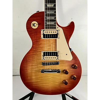 Gibson Les Paul Traditional Pro V Flame Top Solid Body Electric Guitar