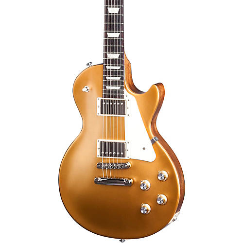 gibson les paul tribute t 2017 electric guitar with soft case satin gold top aged white pearl. Black Bedroom Furniture Sets. Home Design Ideas