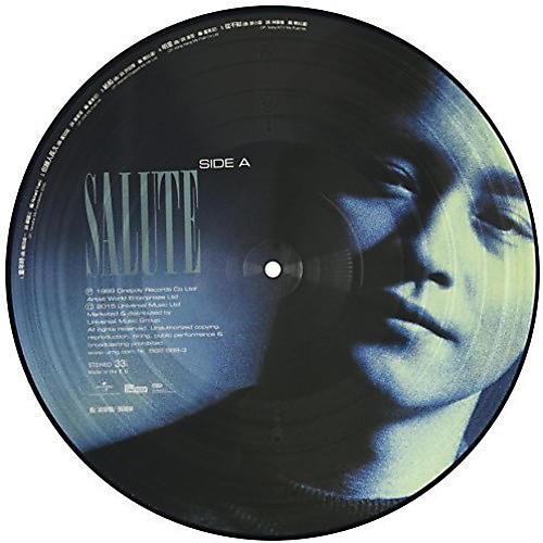 Alliance Leslie Cheung - Salute /LTD 33 1/3 180G Picture Vinyl Version B