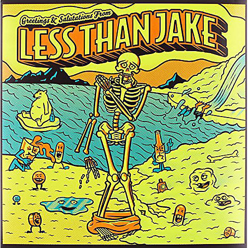 Alliance Less than Jake - Greetings and Salutations
