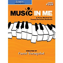 Word Music Lesson - Level 4: Reading Music Sacred Folio Series Softcover Written by Carol Tornquist