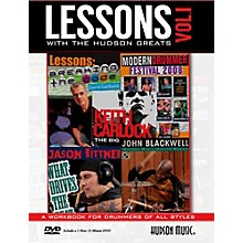 Hudson Music Lessons with the Hudson Greats Book/DVD Vol. 1