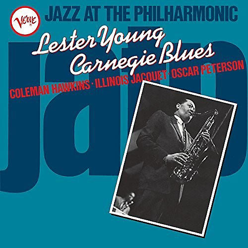 Alliance Lester Young - Jazz At The Philharmonic: Lester Young Carnegie Blues