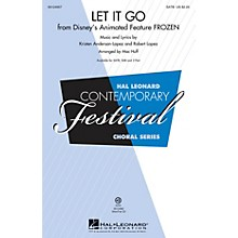 Hal Leonard Let It Go (from Frozen) SAB Arranged by Mac Huff