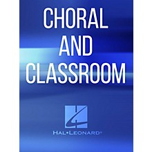 Hal Leonard Let Us Break Bread Together SATTBB Composed by William Hall