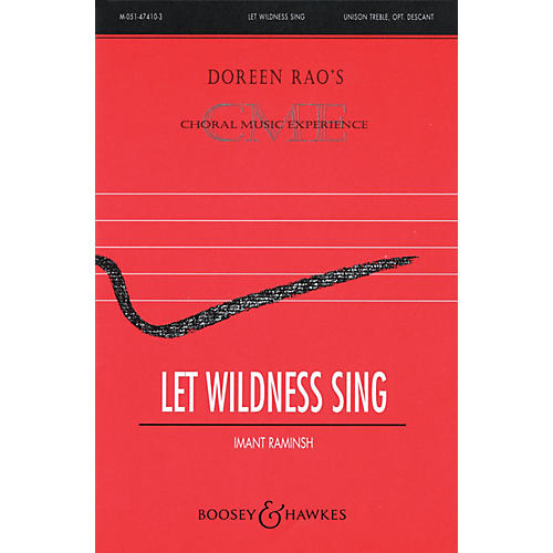Boosey and Hawkes Let Wildness Sing (CME Intermediate) UNIS/2PT composed by Imant Raminsh