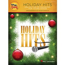 Hal Leonard Let's All Sing Holiday Hits (Collection of Favorites for Young Voices) Singer 10 Pak by Roger Emerson
