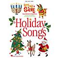 Hal Leonard Let's All Sing Holiday Songs (Song Collection for Young Voices) P/V Score Arranged by Alan Billingsley thumbnail