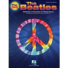 Hal Leonard Let's All Sing The Beatles (Collection of Favorites for Young Voices) Singer 10 Pak by Roger Emerson
