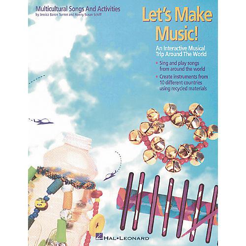 Hal Leonard Let's Make Music! Showtrax CD