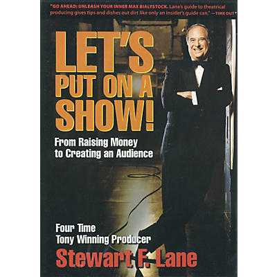Heinemann Drama Let's Put on a Show! (Theatre Production for Novices DVD) Applause Books Series DVD by Stewart F. Lane
