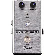 Open BoxFender Level Set Buffer Effects Pedal