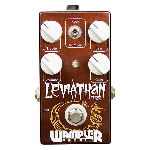 wampler leviathan fuzz guitar effects pedal musician 39 s friend. Black Bedroom Furniture Sets. Home Design Ideas