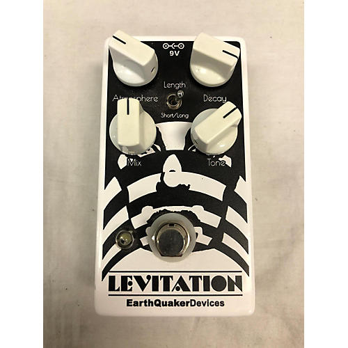 Earthquaker Devices Levitation Reverb Effect Pedal