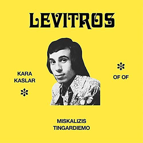 Alliance Levitros - Levitros - Kara Kaslar