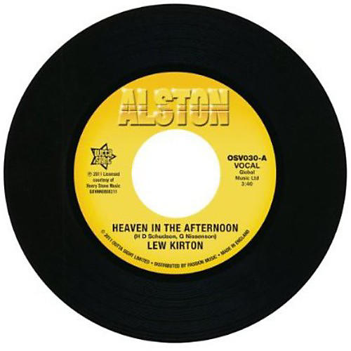 Alliance Lew Kirton - Heaven in the Afternoon